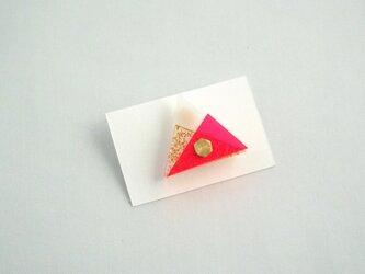 TOOLS ピアス M  蛍光色 三角【PS-02】の画像