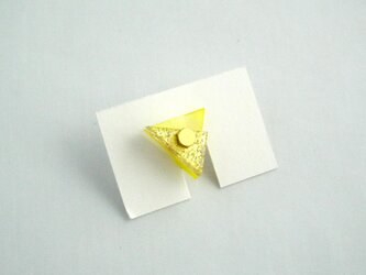 TOOLS イヤリング S 三角【ER-01】の画像