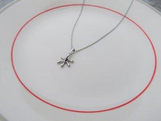 """Gekko silver finger pendant """"ゲッコーの手のペンダントトップ""""の画像"""
