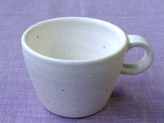 マグカップ(白)の画像