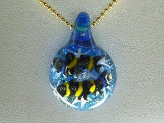 魚、魚、魚、NO.1(ガラス、ペンダント、魚)の画像