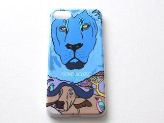 スマホケース / ライオン iPhone8の画像