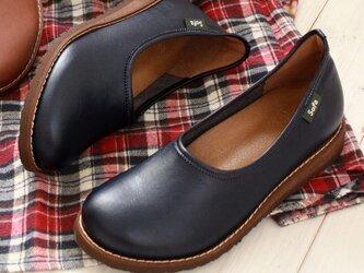 これしか履けなくなる…快適コンフォートシューズ(GARDN) 靴 日本製 国産素材【納期5~20日】の画像