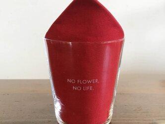 お好きな文字を刻印 「NO ●●●●●, NO LIFE」グラスの画像