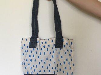 blue moon / tote bagの画像