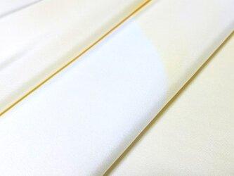 正絹長襦袢地 はぎれ【山並模様】黄色 50cm(073の画像