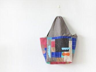 ワンハンドル バッグ「niya」の画像