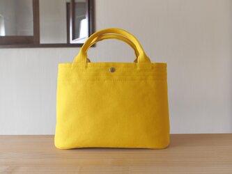 しかく トートバッグ / レモンの画像