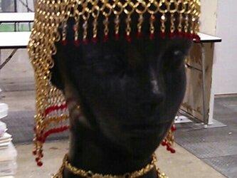 クレオパトラ ヘッドドレスの画像