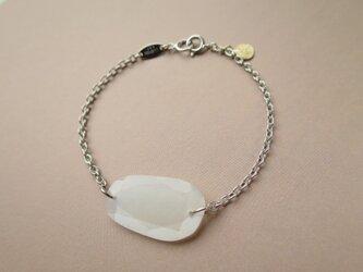 SV White moonstone Braceletの画像