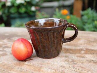 茶色の器 カップ[18Jun-8]《釉薬》の画像