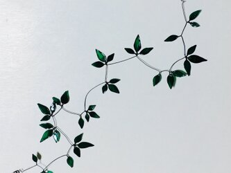 ワイヤーの壁飾り 70Aの画像