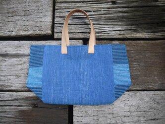 裂き織りバッグ NO23の画像