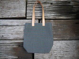裂き織りバッグ NO25の画像