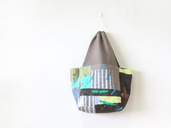 ワンハンドル バッグ「windy」の画像