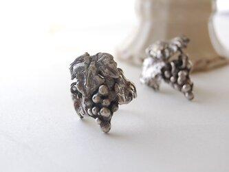 葡萄の指輪 [SILVER950]の画像