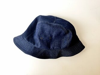 【M】ABOA HAT | ONEWASH 8oz KOJIMADENIMの画像