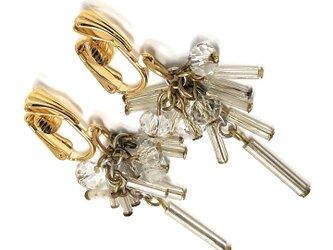 シャンタール ファッション・イヤリング ゴールド mfa-1020の画像