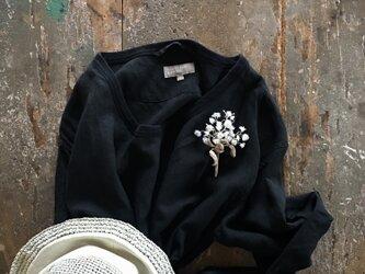 霞の花......suMire-bouquet 布花コサージュの画像