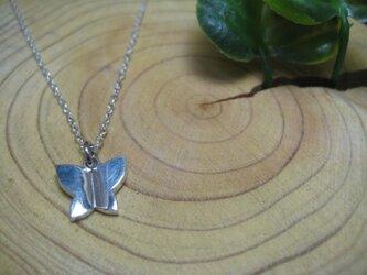 蝶ペンダントの画像