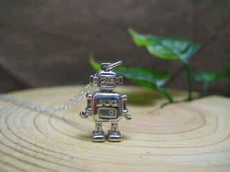 ロボットペンダントの画像