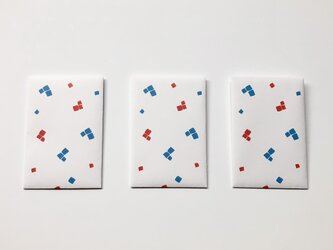 ポチ袋 −シカク− 3setの画像