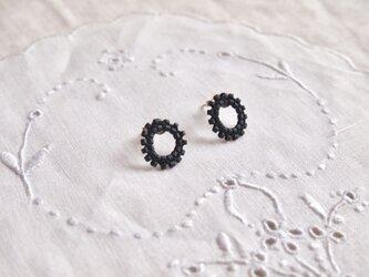 タティングレース cercle (セルクル) noir 受注制作の画像