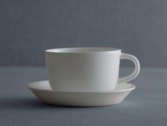 有田焼でつくるボーンチャイナのカップ&ソーサーの画像