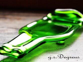 【再販】ワインボトルプレート・オールフラットタイプ(小)の画像