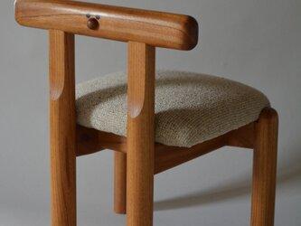 子供椅子■NAGY 018-OKO・kk■ W280xD256xH358(SH230)の画像