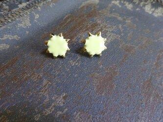 ホシクズのpierce/earring(薄黄色)の画像