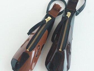 新バイオリン♪ キーケース  バッグチャームの画像