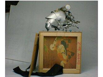 メカ虫 金属製ダイナミック玩具/  Dunny-1 ser.No2の画像