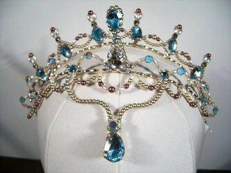 バレエティアラ8 オーシャンブルーの画像