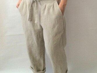 two‐tuck Pants ○受注製作の画像