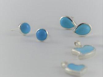 Turquoise Earringsの画像