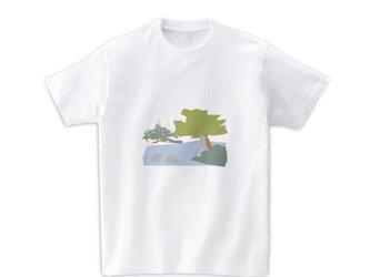 旅Tシャツ-金沢(白)の画像