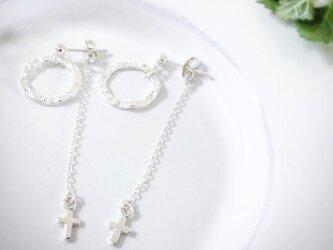 silverring*pierceの画像