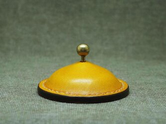 Bunchin(文鎮)ペーパーウェイト オレンジの画像