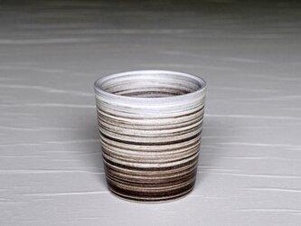白と黒のフリーカップ iFw-002の画像