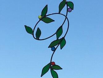 葉っぱのサンキャッチャー・Bの画像
