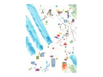 『水色のひかり』の画像