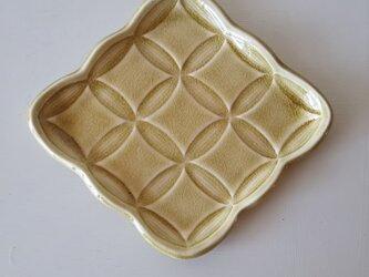 綾series/綾果(ayaka)皿 Msize (caramel)の画像