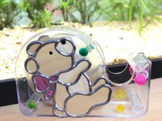 ミニテープカッター(クマさん)の画像
