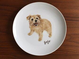 <オーダーメイド>愛犬オリジナルプレートの画像