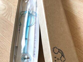 ガラスペン用化粧箱*クラフトボックスの画像