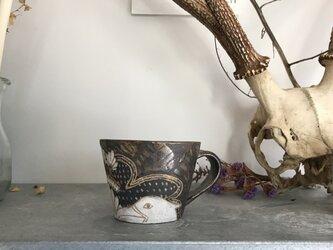 オオハシの住むマグカップの画像
