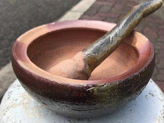 すり鉢 秋山和香 作の画像