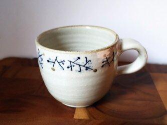 マグカップ 青茶の実の画像