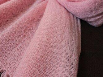 yuki様専用ページ  カシミヤ ピンクの画像